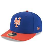 New Era New York Mets Low Profile Batting Practice Pro Lite 59FIFTY Fitted  Cap 2231dd97881