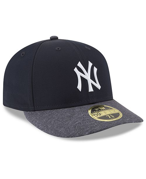 best service 36223 2ded6 ... New Era New York Yankees Low Profile Batting Practice Pro Lite 59FIFTY  Fitted Cap ...