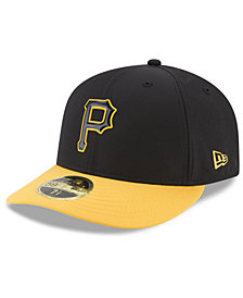 New Era Pittsburgh Pirates Low Profile Batting Practice Pro Lite 59FIFTY Fitted Cap
