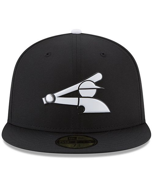 pretty nice e48ee a843b ... New Era Chicago White Sox Batting Practice Pro Lite 59FIFTY Fitted Cap  ...