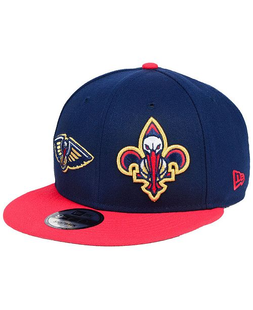 the best attitude 04f7a 59d1d ... top quality new era. new orleans pelicans double whammy 9fifty snapback  cap. be the