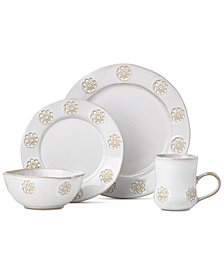 Lenox-Wainwright Boho Garden 4-Piece Place Setting, Created for Macy's