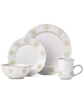 Sango Newport Aqua 16-Pc. Dinnerware Set ...  sc 1 st  international-luxury.com & Island style dinnerware for casual meals and relaxed entertaining.