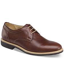 Men's Barlow Plain Toe Lace-Up Oxfords