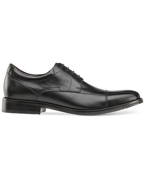 Johnston & Murphy Men's Bartlett Cap-Toe Lace-Up Oxfords Men's Shoes vc71cmj