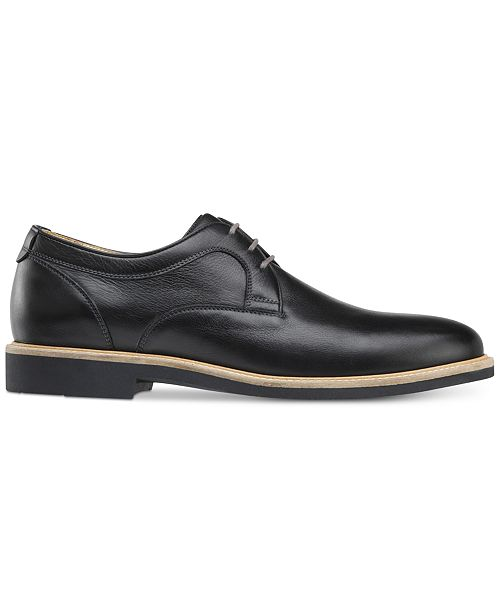 7f0f41f07 Johnston   Murphy Men s Barlow Plain Toe Lace-Up Oxfords   Reviews ...
