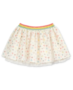 Epic Threads HeartPrint Tutu Skirt Toddler Girls (2T5T) Created for Macys