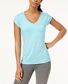 Rapidry Heathered Performance T-Shirt, Created for Macy's