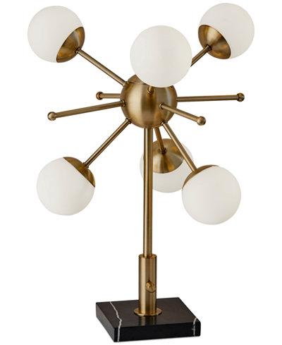 Adesso Doppler LED Table Lamp