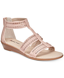 Rialto Greer Wedge Sandals
