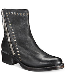 Frye Women's Demi Rebel Zip Boot