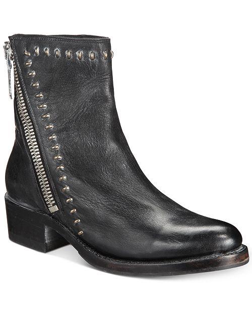 Frye Women's Demi Rebel Zip Boot Women's Shoes