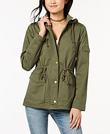 Maralyn & Me Juniors' Hooded Anorak
