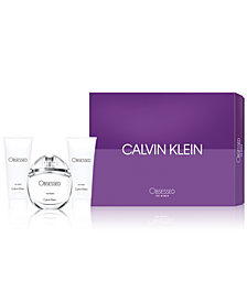 Calvin Klein 3-Pc. Obsessed For Women Gift Set