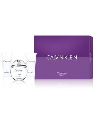 Calvin Klein 3-Pc. Obsessed For Women Gift Set