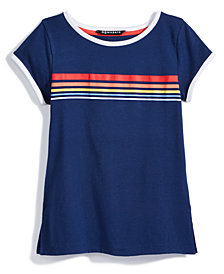 Nowadays x Bailee Madison Retro Stripe T-Shirt, Big Girls & Juniors