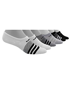 adidas 6-Pk. Superlite Super No-Show Socks