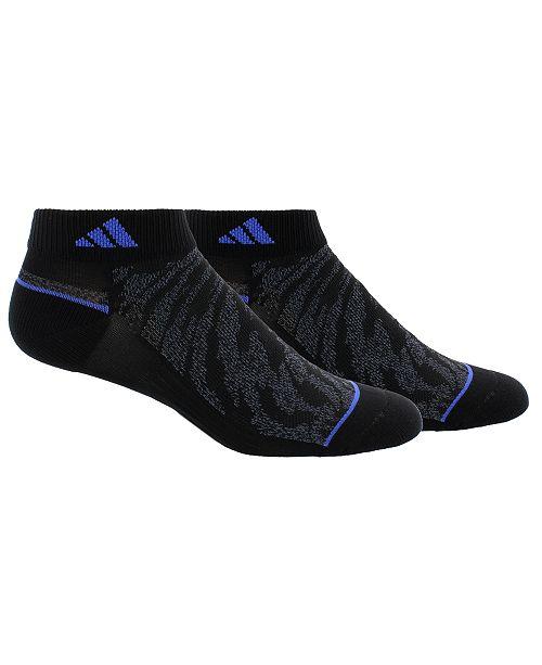ClimaLite® adidas Black Pk 2 Mesh Socks UqEzqO