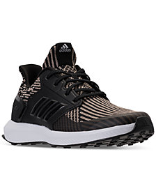 adidas Big Boys' RapidaRun Running Sneakers from Finish Line