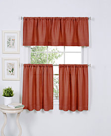 Elrene Cameron Kitchen Curtains