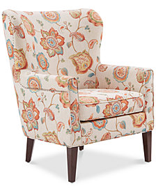 Colette Accent Chair, Quick Ship
