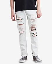 400dfcb2c969 Levi's® 511™ Slim Fit Rip and Repair Jeans