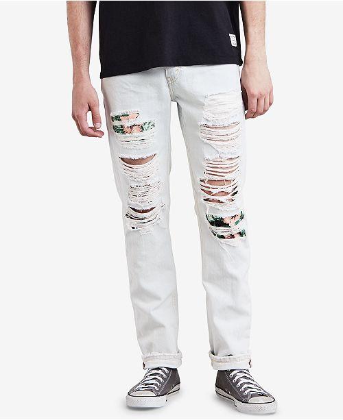 Levi's 511™ Slim Fit Rip and Repair Jeans