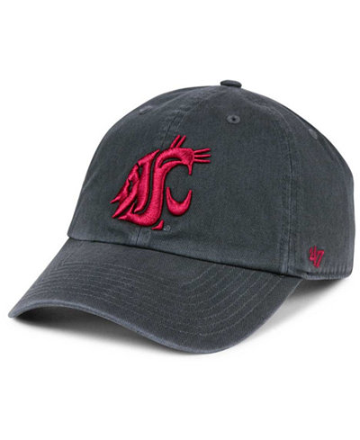 '47 Brand Washington State Cougars CLEAN UP Cap