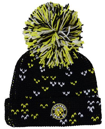 adidas Women's Columbus Crew SC Pom Knit