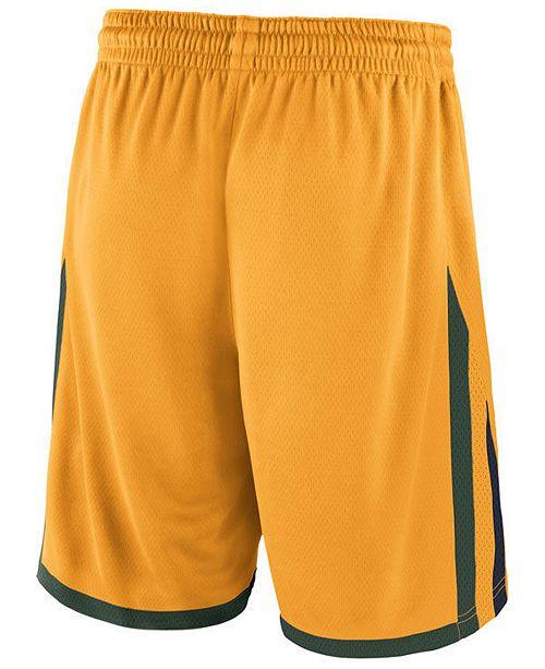 Nike Men s Utah Jazz Statement Swingman Shorts - Sports Fan Shop By ... 14e7735ddfe3