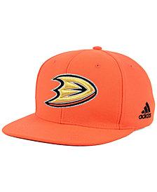 adidas Anaheim Ducks Core Snapback Cap