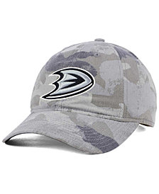 adidas Anaheim Ducks Camo Slouch Cap