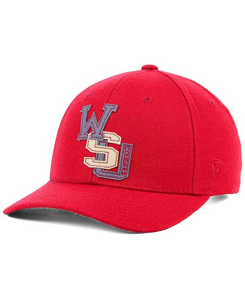 the latest 7c458 b144b Top of the World. Washington State Cougars Venue Adjustable Cap. Be the  first to Write a Review. main image  main image ...