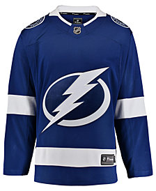 Fanatics Men's Tampa Bay Lightning Breakaway Jersey