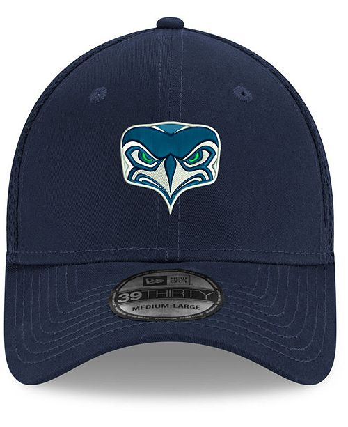 release date: 40b19 bbc7a ... get new era seattle seahawks team alternate logo neo 39thirty cap  sports fan shop by lids