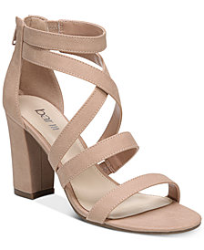 Bar III Blythe Strappy Dress Sandals, Created For Macy's
