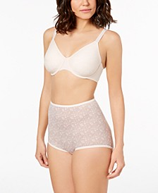 Beauty Lift Smoothing Bra & Skimp Skamp Brief