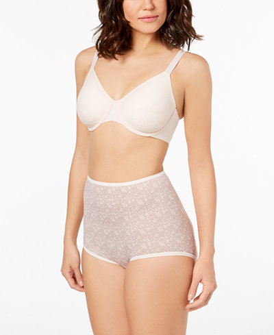 Bali Beauty Lift Smoothing Bra & Skimp Skamp Brief