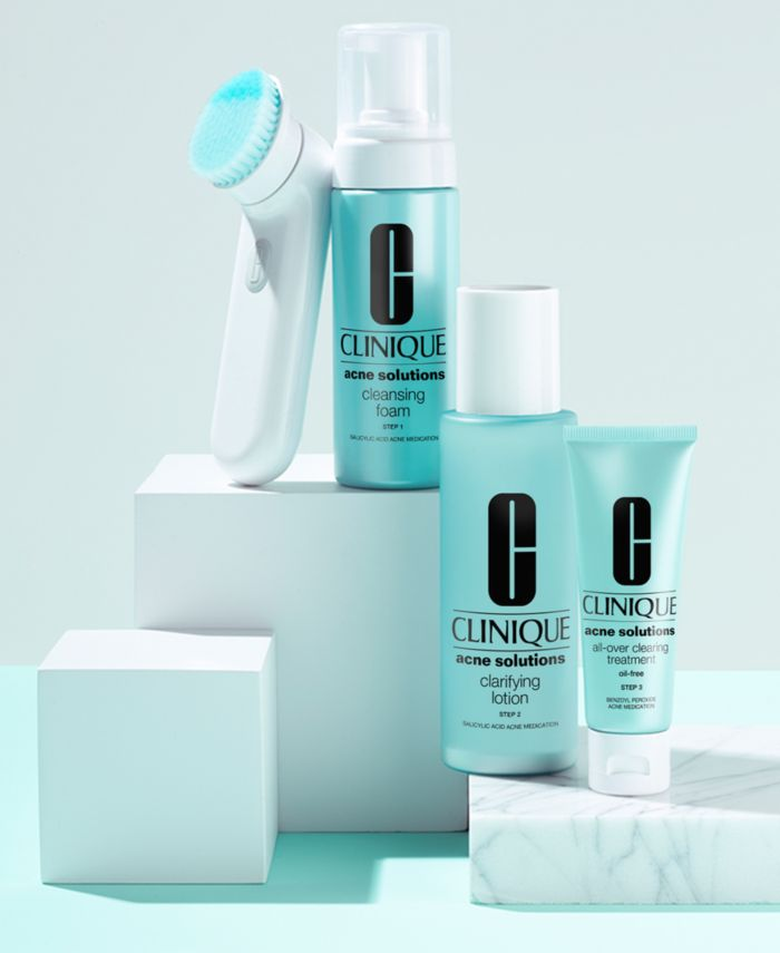 Clinique Acne Solutions Clarifying Lotion, 6.7 fl oz & Reviews - Skin Care - Beauty - Macy's