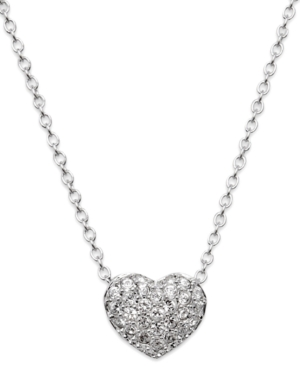 Swarovski Necklace, Crystal Heart Pendant