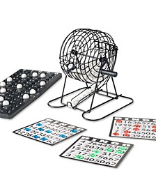 "Hey! Play! Complete Bingo Game Set, 9"" x 7.25"" x 7.25"""