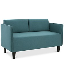 Deller Loveseat, Quick Ship