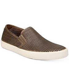 Frye Men's Brett Perforated Slip-On Sneakers