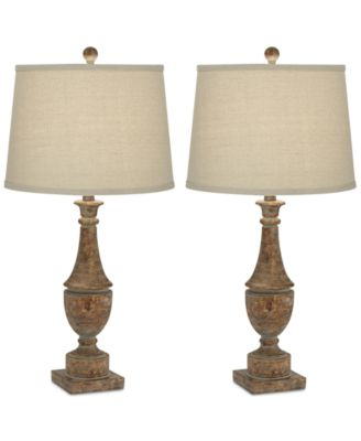 Image 1 Of Pacific Coast Collier Table Lamps, Set Of 2