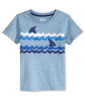 Epic Threads SharkPrint TShirt Little Boys (47) Created for Macys