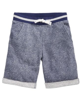 Knit Shorts, Little Boys, Created for Macy's