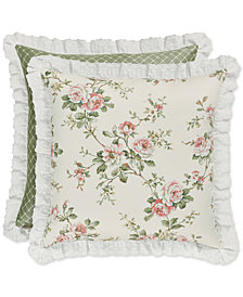 "Piper & Wright Julia 20"" Square Decorative Pillow"