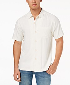 Men's Weekend Tropics Silk Shirt, Created for Macy's
