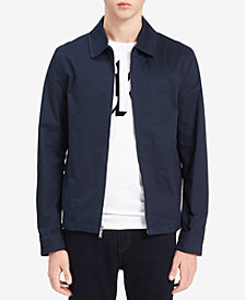 Calvin Klein Jeans Men's Harrington Full-Zip Jacket