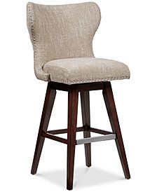 Hancock Bar Stool, Quick Ship
